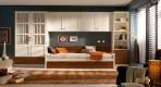 Dormitorio juvenil en pino
